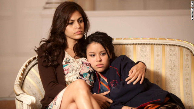 Eva Mendes and Cierra Ramirez star in