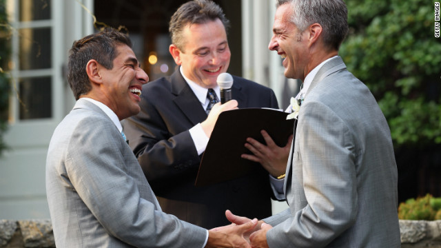 From the desk of Howard Kurtz: Media walk tricky line on same-sex marriage