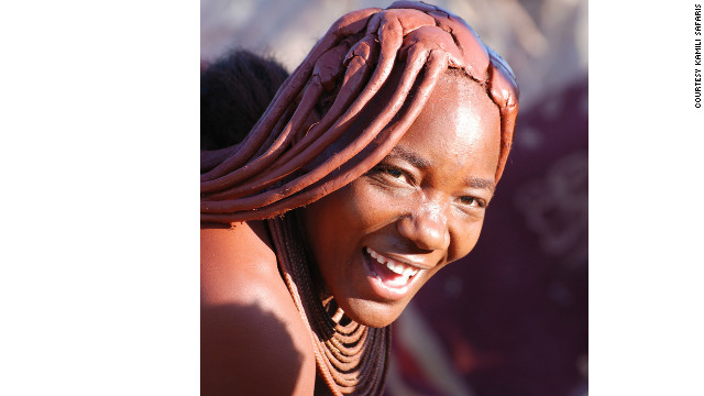 The Himba: Namibia\'s iconic red women