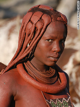 Some have speculated the <i>otjize </i>is applied for sun protection or to ward off insects, but the Himba say it is for aesthetic reasons.