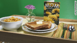 Breakfast in bed? A spa day? How about giving Mom what she really wants and listen to her.