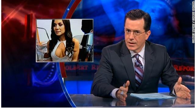 """Un comediante estadounidense recomienda """"picante mexicano"""" a Romney y Obama"""