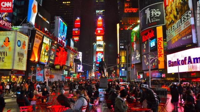 Dzhokhar Tsarnaev quería detonar explosivos en Times Square
