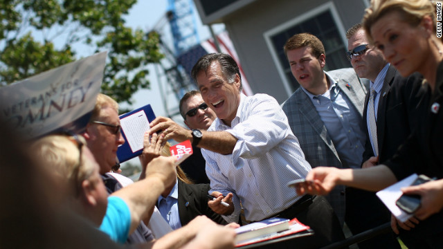 Mitt Romney missed a chance to show empathy, says Paul Waldman.