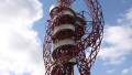 The Orbit Tower at London's Olympic Park