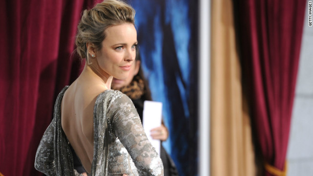 Rachel McAdams in talks for 'About Time'