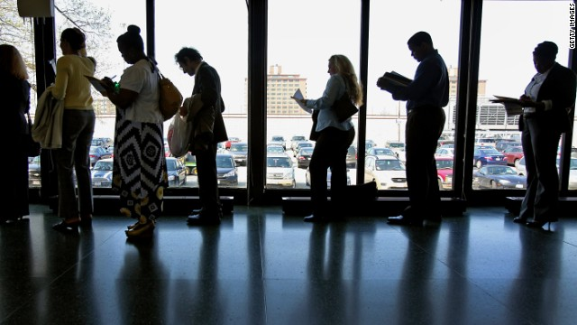 Poll: Majority support for extending jobless benefits