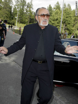 Behind the blue revolution is Romanian billionaire, Ion Tiriac. The former French Open doubles winner and manager to Boris Becker pioneered the first blue hard courts at his indoor event in Stuttgart -- a lead followed by the Australian and U.S. Opens.