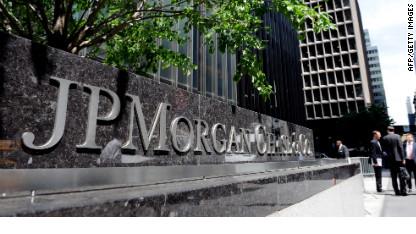 JPMorgan executive exits after losses