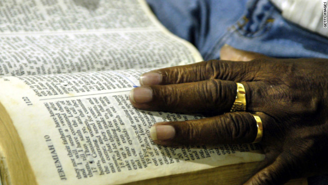 My Take: What the Bible really says about homosexuality