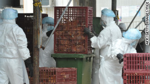 A scientist engineered the avian flu virus to make it more deadly to mammals.