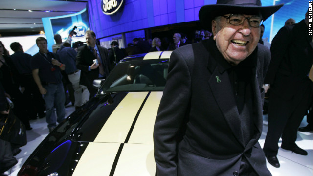 Carroll Shelby: Patron saint of muscle cars