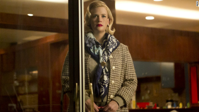 'Mad Men's' dysfunctional family Thanksgiving