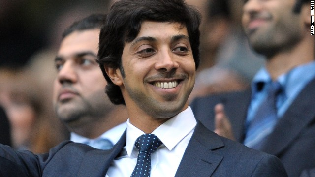 After completing a reported $300 million takeover of Manchester City in 2008, Sheikh Mansour has proceeded to spend more than $600 million on players such as Sergio Aguero, Carlos Tevez and Yaya Toure.