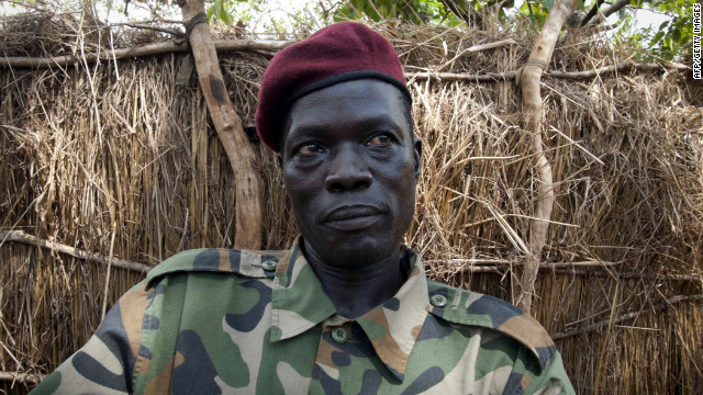 Ceasar Achellam, considered the fourth-highest ranking member of the LRA, was arrested by Ugandan forces.