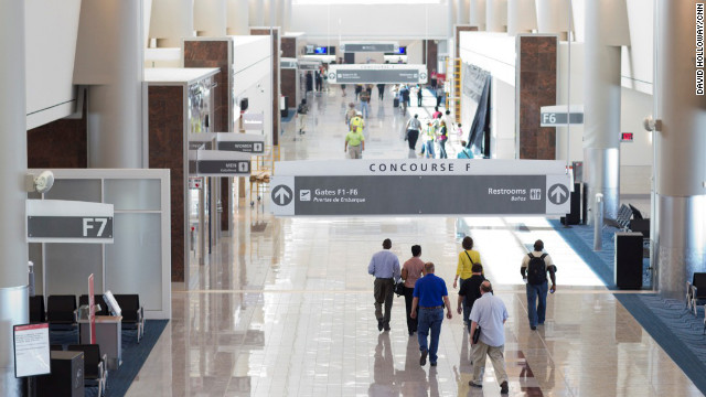 Hartsfield-Jackson Atlanta International reigns as the busiest passenger airport in the world.