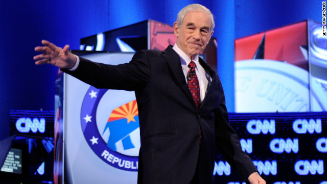 El republicano Ron Paul deja la campaña activa por falta de financiación