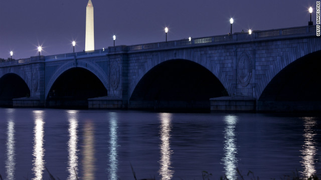 Potomac tops list of endangered rivers in U.S., group says