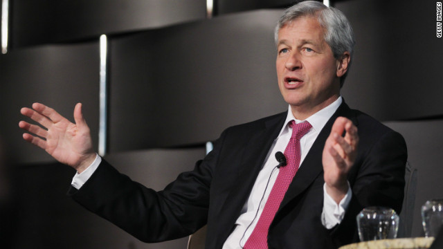 Open Thread: Does JPMorgan CEO Dimon deserve $23 million?