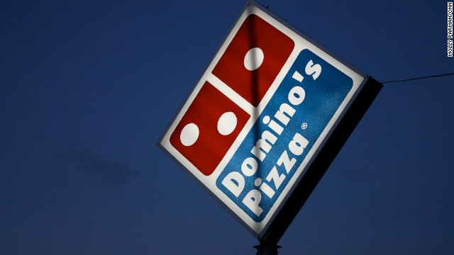 Is Domino's new gluten-free pizza suitable for sensitive eaters?