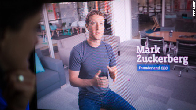 Facebook prepares to become a publicly traded company, raising billions of dollars from investors. The company says it expects to price its shares at $34 to $38 each, potentially valuing Facebook at more than $100 billion. Based on his stake, Zuckerberg himself will likely be worth more than $15 billion.