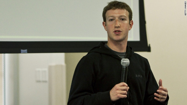 Douglas Rushkof says Facebook creator Mark Zuckerberg may be jumping into the stock market at the wrong moment.