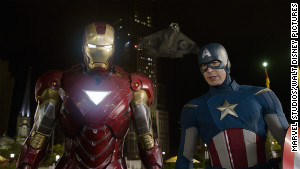 'Avengers 2' title revealed