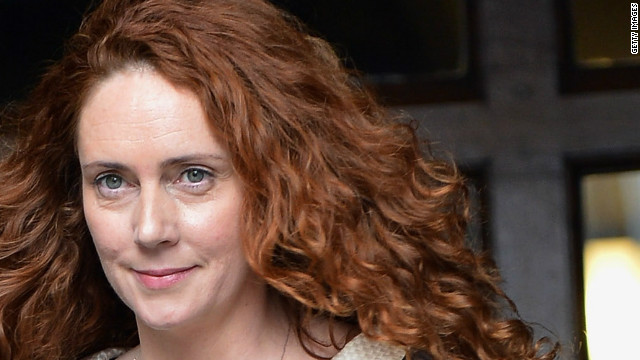 Rebekah Brooks, former chief executive of News International, is due in court Monday accused of phone hacking and corruption