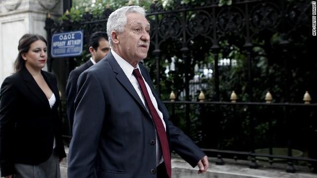 Grecia realizará nuevas elecciones tras no lograr un gobierno de coalición