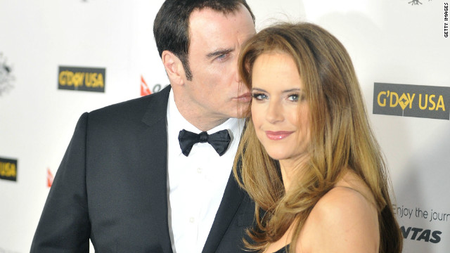 Kelly Preston: How I healed after losing Jett
