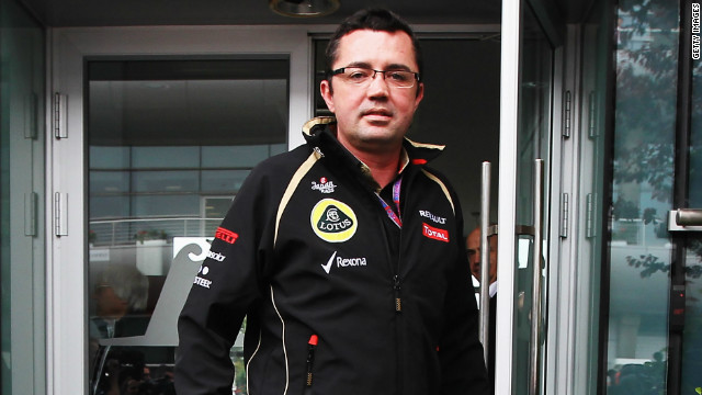 Lotus F1 chief Eric Boullier says the team's finances are strong despite parting with main sponsor.