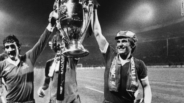 As a player, Dalglish helped Liverpool clinch European Cup glory on three occasions. The last was in 1984, when Liverpool defeated Roma on penalties in the Italian capital.
