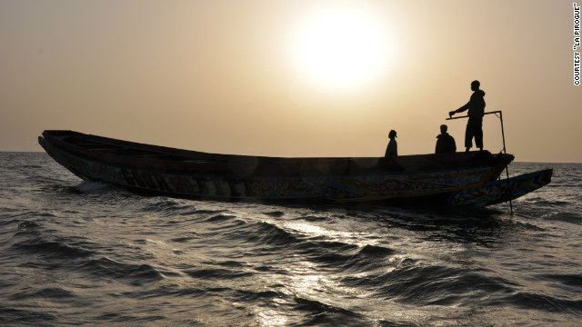 &quot;La Pirogue&quot; portrays the treacherous world of people smuggling, which has seen hundreds of would-be migrants lose their lives trying to enter Europe in recent years.