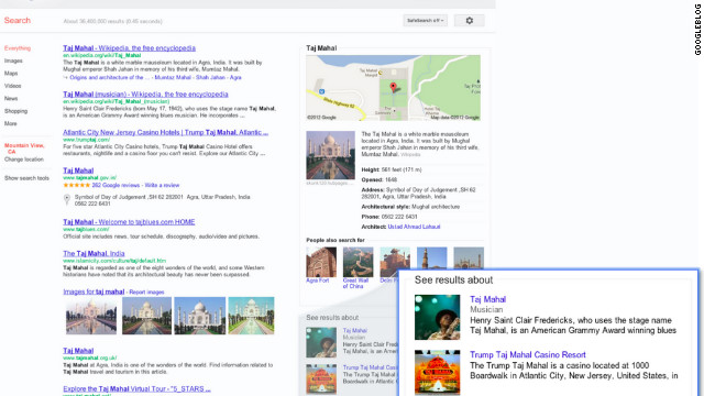 """Google renueva su motor de búsqueda para que """"piense más como un humano"""""""