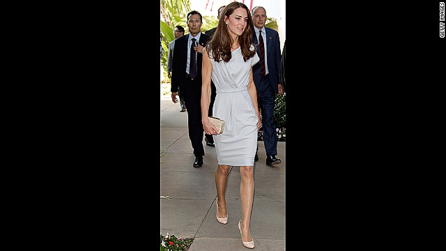 The French publication Closer published photos of Kate Middleton, the Duchess of Cambridge, sunbathing topless.