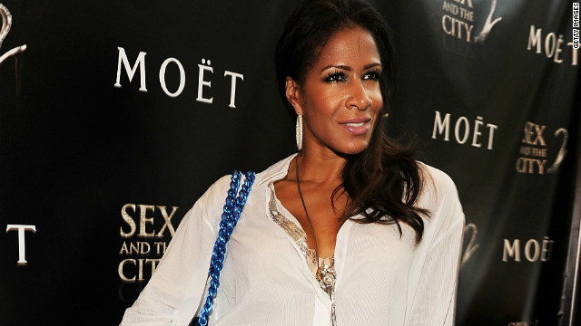 Sheree Whitfield talks 'Real Housewives' exit