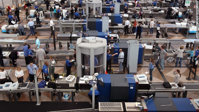 And inspector general's report found confusion among TSA officers over how to report incidents.
