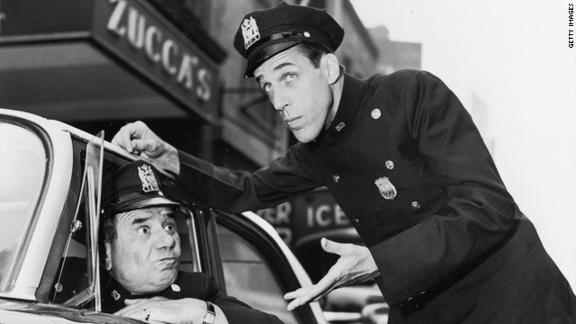 Fred Gwynne Car 54 The Throwback: Ooh! Oo...