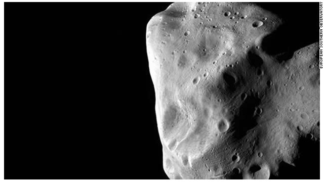 Unos 4.700 asteroides son potencialmente peligrosos para la Tierra, según la NASA