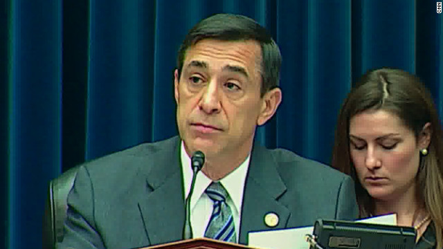 Congressman says Justice Department can avoid Holder contempt vote