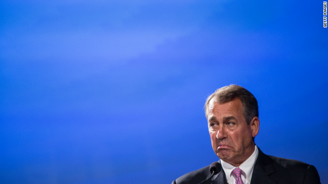 House Speaker John Boehner is threatening another debt-ceiling showdown, says John Avlon.