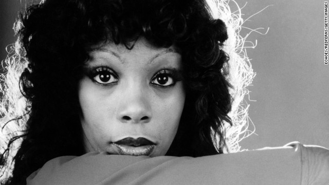 Disco legend Donna Summer
