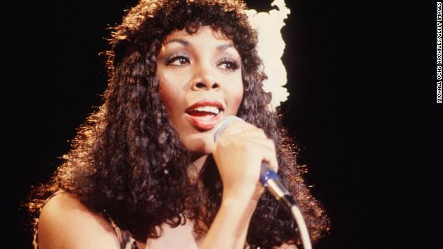 Disco queen Donna Summer dies at 63