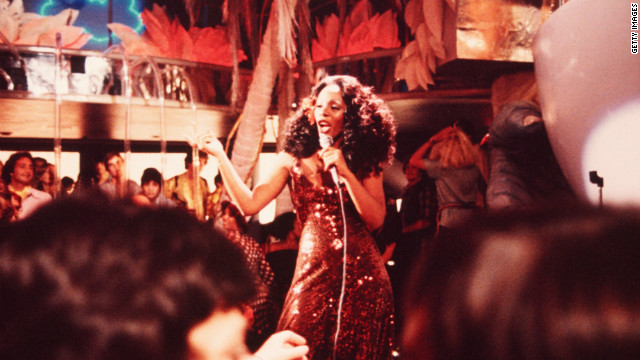 "Summer played Nicole Sims in the movie ""Thank God It's Friday"" in 1978. She won her first Grammy for a song from the soundtrack, ""Last Dance."""