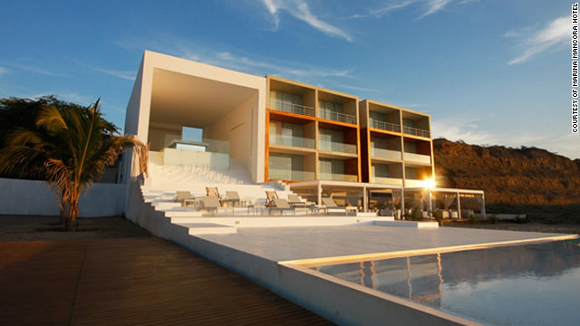 Mancora Marina Hotel is ground zero for the surfers and sun-worshippers flocking to Peru's northern Pacific coast beaches. 