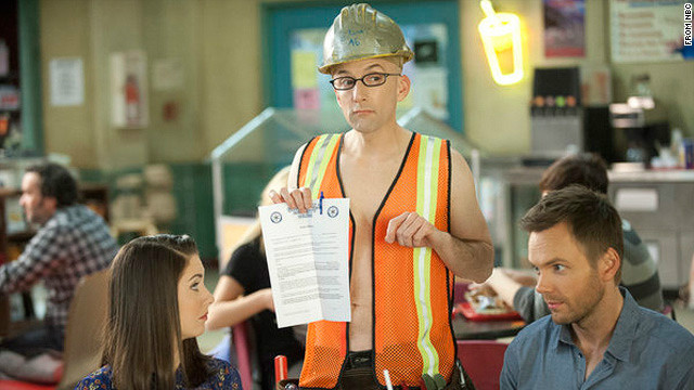 'Community' preps for a mega-sized finale