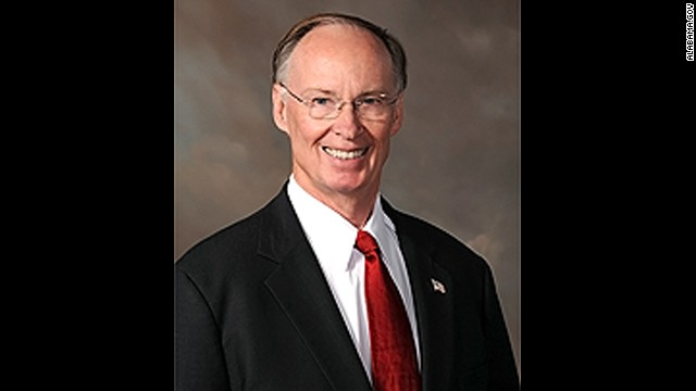 Alabama Gov. Robert Bentley responded to the ruling by saying,