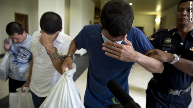 Corte de Malasia ratifica condena a la horca a tres hermanos mexicanos
