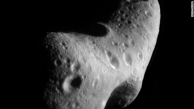 NASA estimates 4,700 'potentially hazardous' asteroids