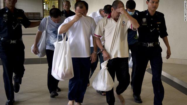 Familia de mexicanos condenados a la horca en Malasia está indignada